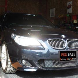 BMW 525i セダンとツーリングのリペア